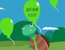 Aprende los colores: una aplicación gratis para tus hijos